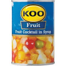 Koo Fruit Cocktail - 410g