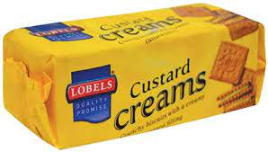 Lobels Custard Creams