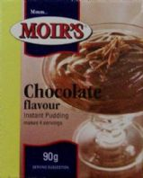 Moir's - Chocolate Pudding