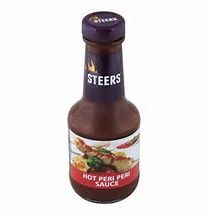 Steers Hot Peri Peri Sauce - 375ml
