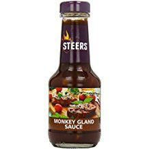 Steers Monkey Gland Sauce - 375 ml