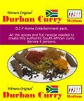 Werners - Original Durban Curry Medium